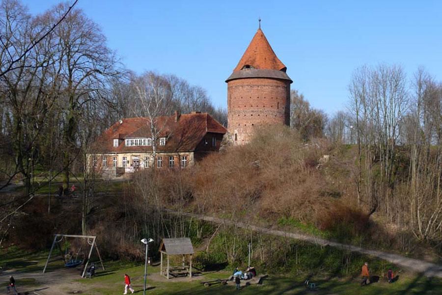 Burg Plau am See (Foto: F. Ruchhöft)