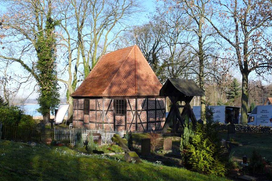 Fachwerkkapelle in Zislow (Foto: F. Ruchhöft)