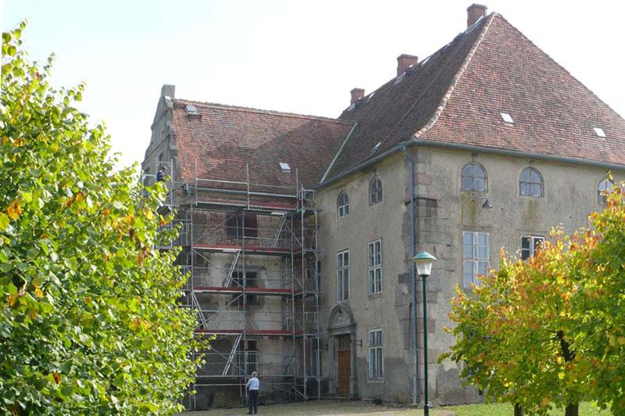 Herrenhaus Kurzen Trechow (Foto: F. Ruchhöft)