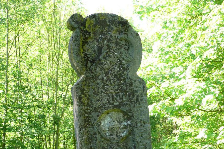 Sühnestein in Bernstorf (Foto: F. Ruchhöft)