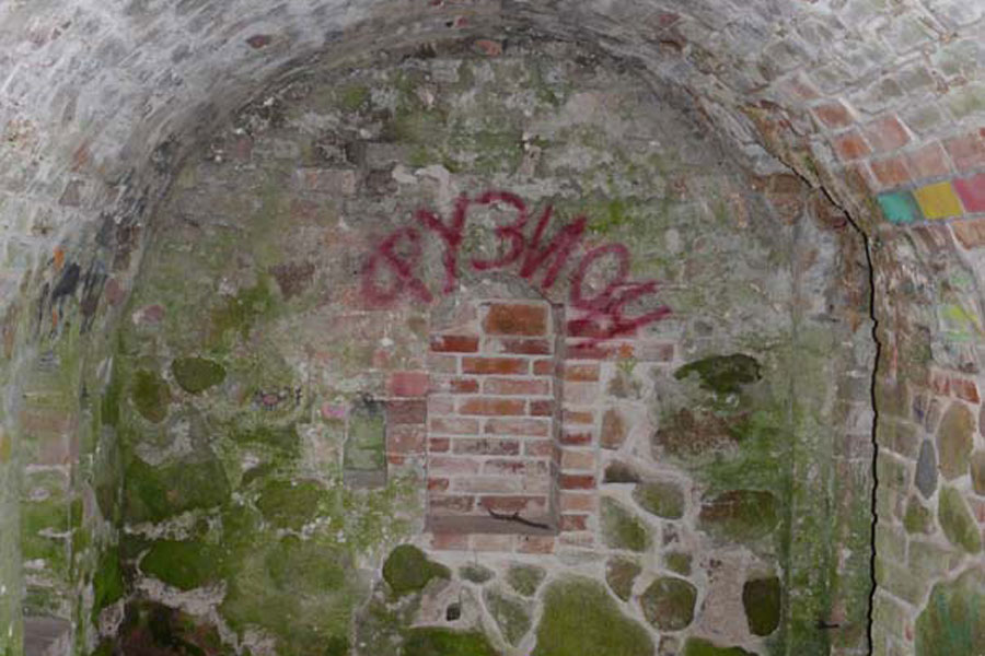 Burg in Schönhausen