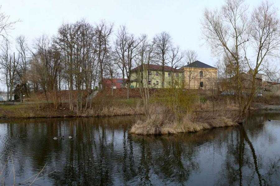 Burgstelle von Brüel (Foto: F. Ruchhöft)