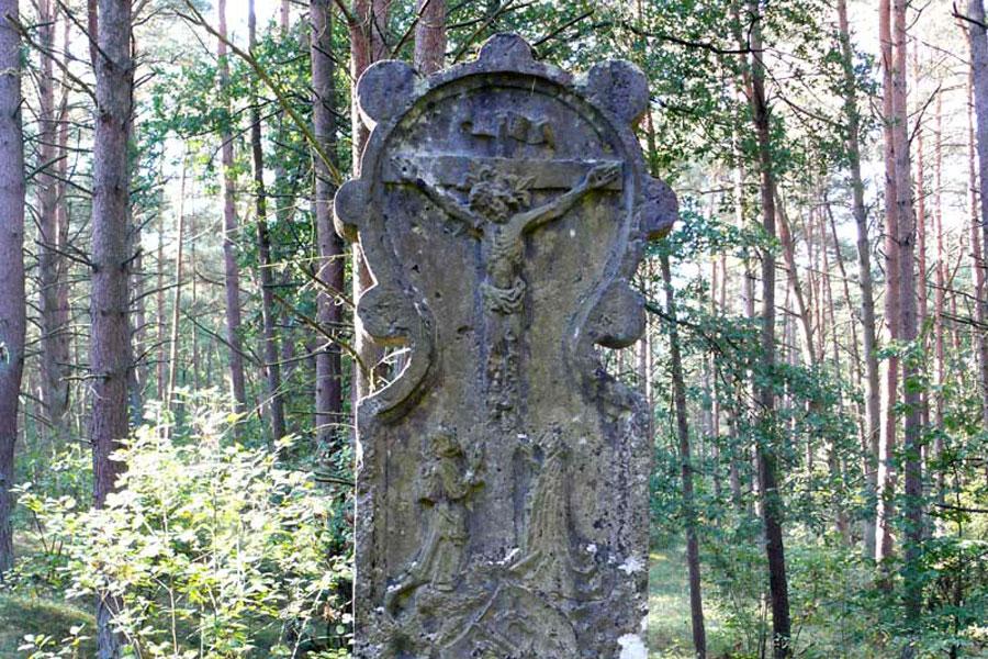 Sühnestein in Herrnburg (Foto: F. Ruchhöft)