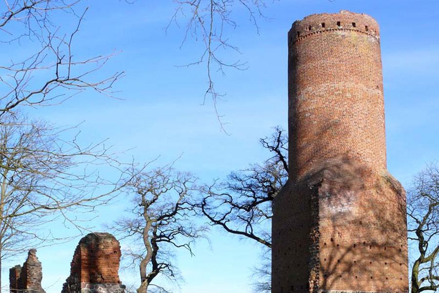 Burg Wolfshagen (Foto: F. Ruchhöft)