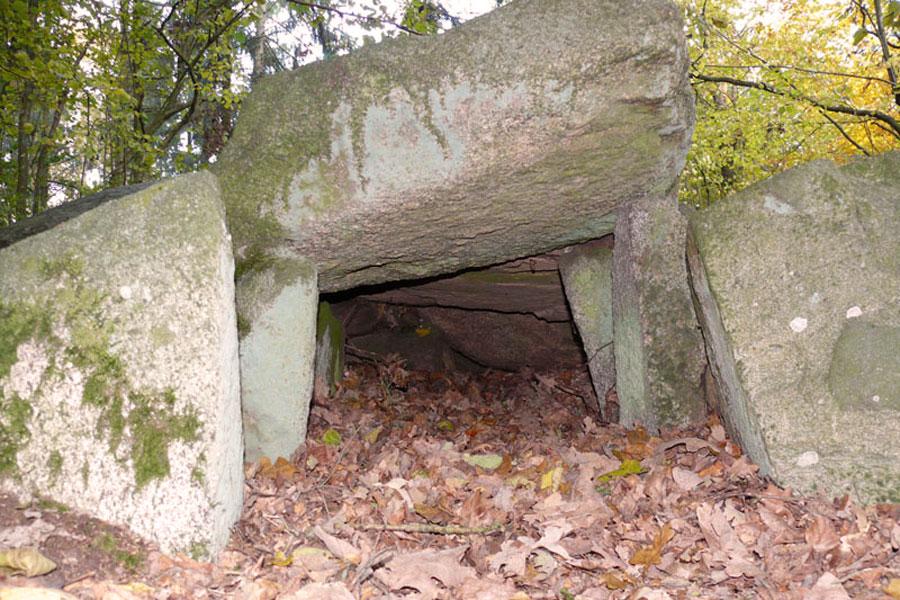 Ganggräber bei Liepen (Foto: F. Ruchhöft)