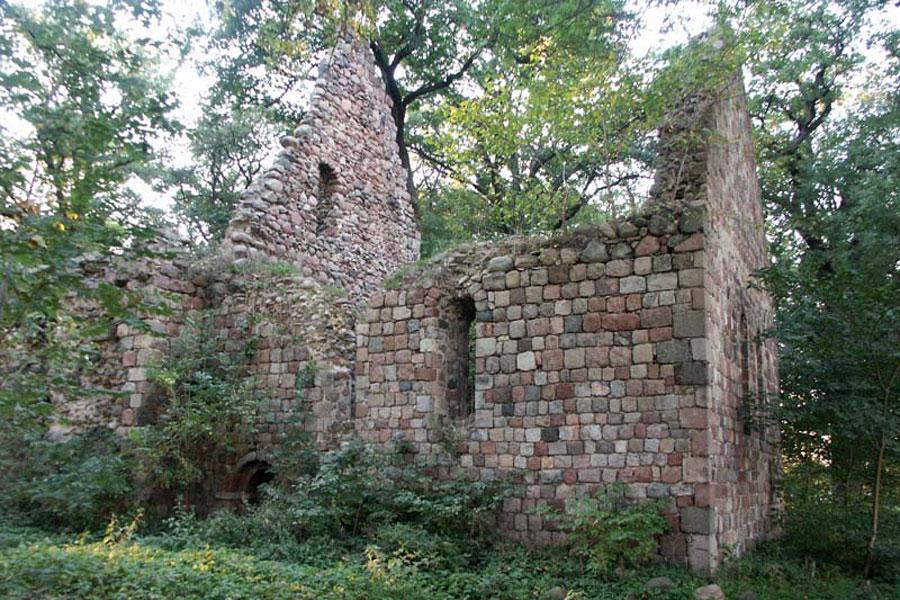 Kirchenruine Dambeck (Foto: F. Ruchhöft)
