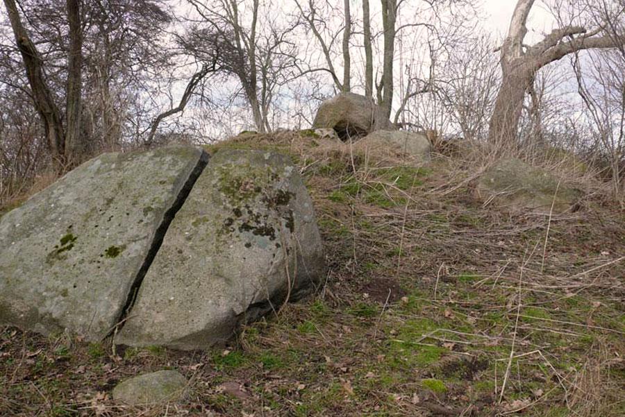 Großsteingrab von Posewald (Foto: F. Ruchhöft)