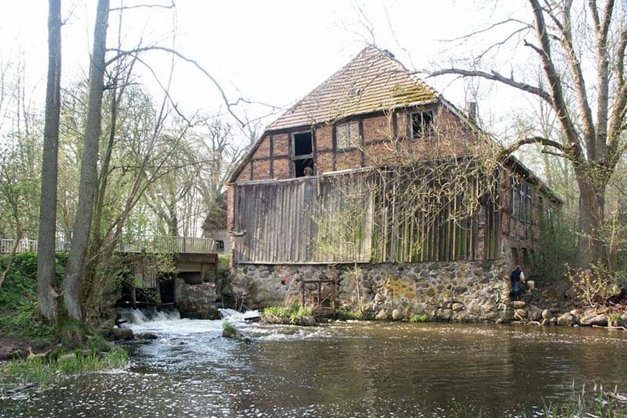 Mühle in Eickhof (Foto: F. Ruchhöft)