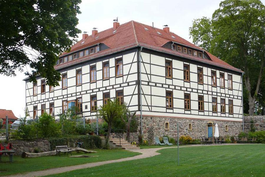 Amtshaus Feldberg (Foto: F. Ruchhöft)