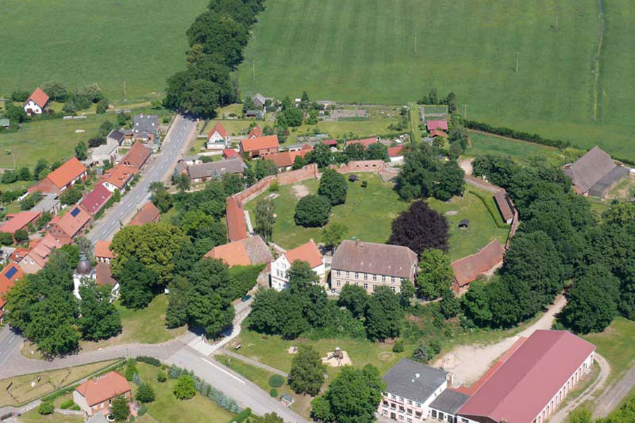 Burg Wredenhagen (Foto: F. Ruchhöft)