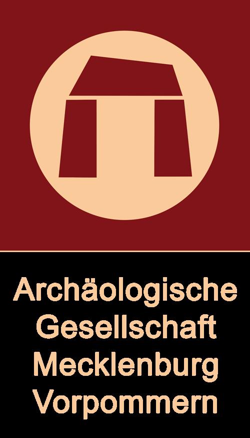Archäologische Gesellschaft Mecklenburg und Vorpommern Retina Logo