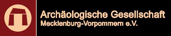 Archäologische Gesellschaft Mecklenburg und Vorpommern Mobile Retina Logo